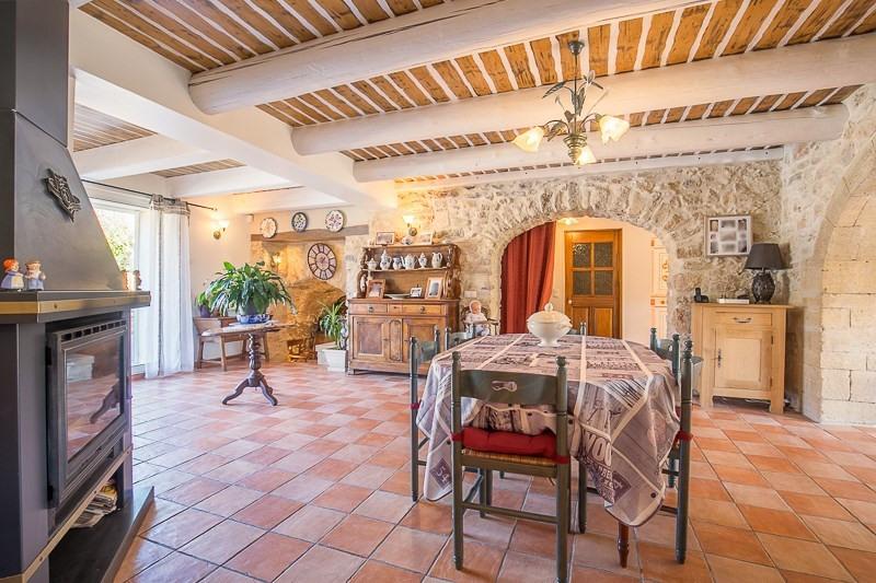 Verkoop van prestige  huis Le puy ste reparade 798000€ - Foto 9