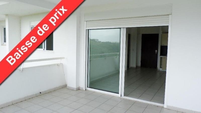 Vente appartement Ducos 112700€ - Photo 1