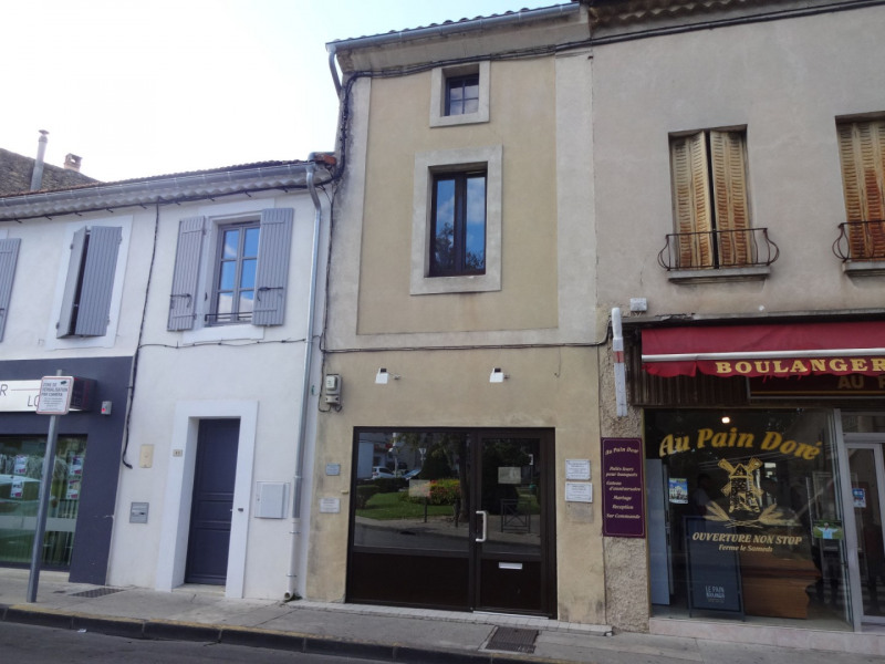 Sale building Sorgues 122000€ - Picture 1