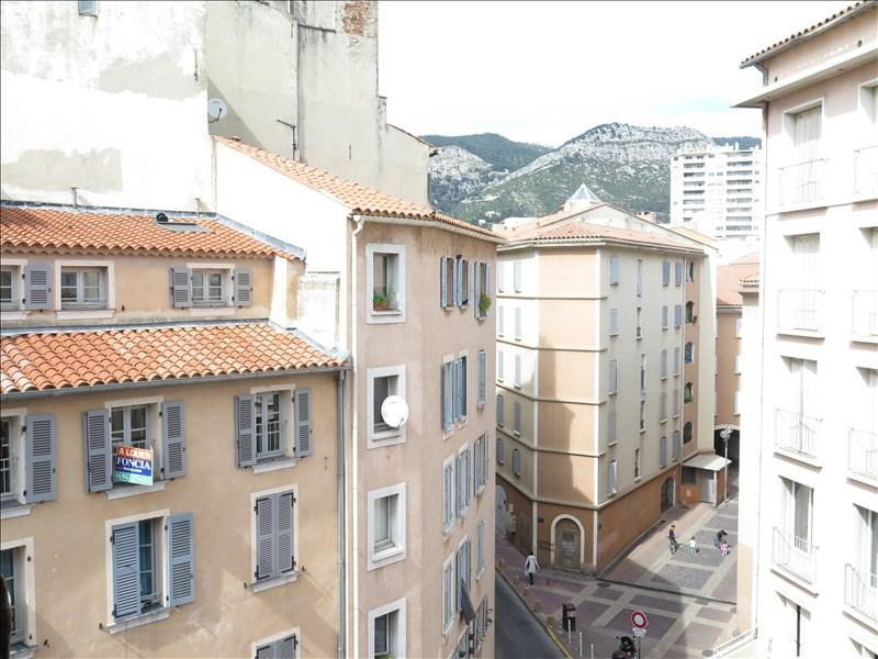 Vente appartement Toulon 60 000€ - Photo 2