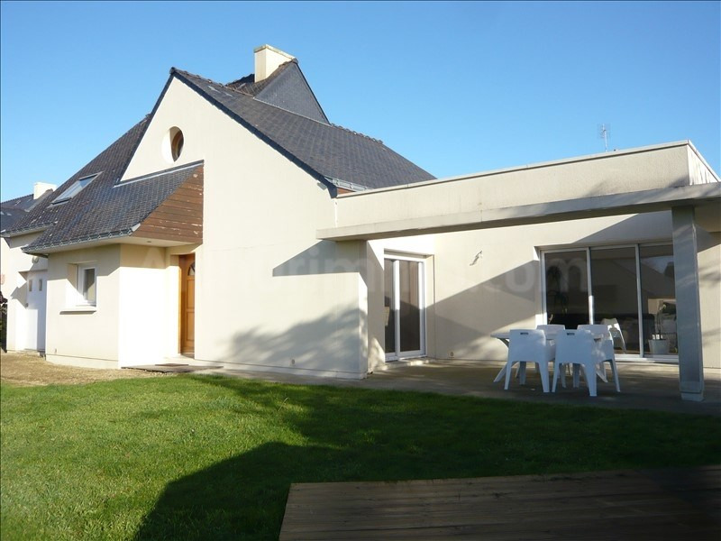 Sale house / villa Pluvigner 328 640€ - Picture 1