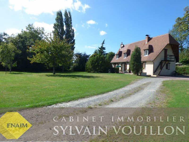Vente maison / villa Villers sur mer 345000€ - Photo 1