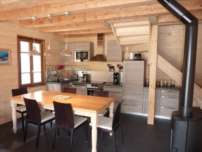 Investment property house / villa Morzine 495 000€ - Picture 2