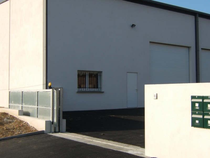 Rental empty room/storage Pont eveque 860€ HT/HC - Picture 2