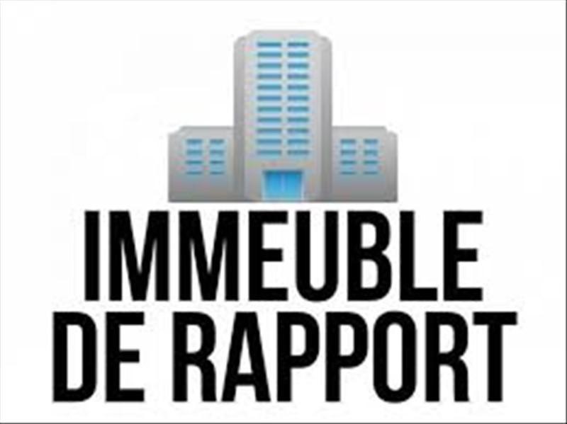 Produit d'investissement immeuble St nazaire 208000€ - Photo 1