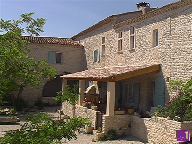 Deluxe sale house / villa Uzes 1 590 000€ - Picture 18