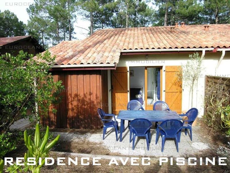 Vermietung von ferienwohnung haus Lacanau-ocean 397€ - Fotografie 1
