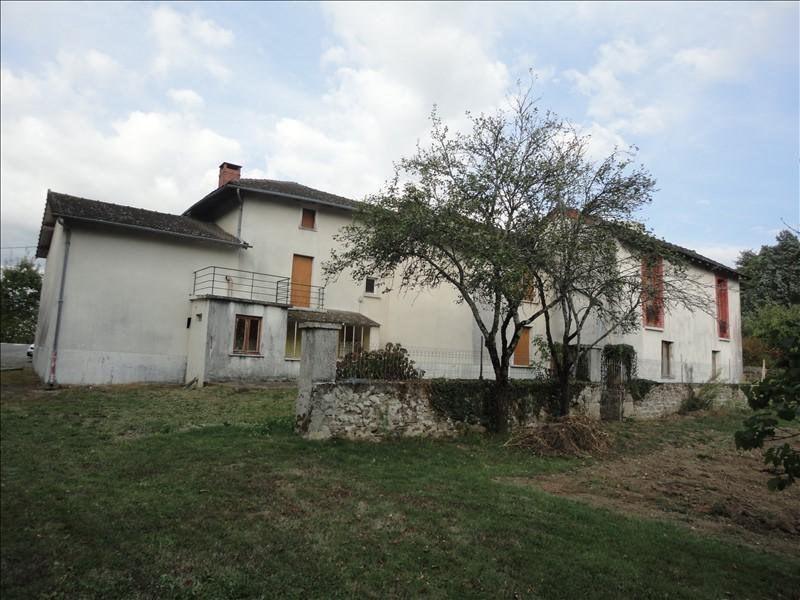 Sale house / villa Veyrac 85600€ - Picture 1