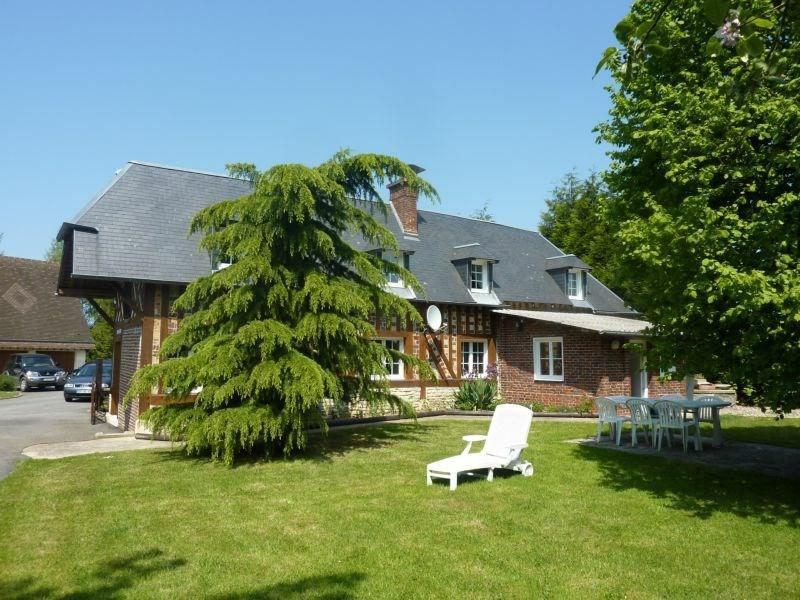 Vente de prestige maison / villa Annebault 493500€ - Photo 8