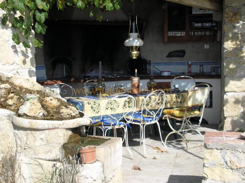 Vendita nell' vitalizio di vita casa Tourrettes-sur-loup 265000€ - Fotografia 11