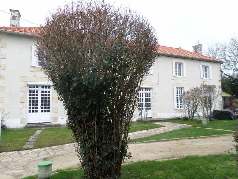 Vente maison / villa Chauvigny 168000€ - Photo 2