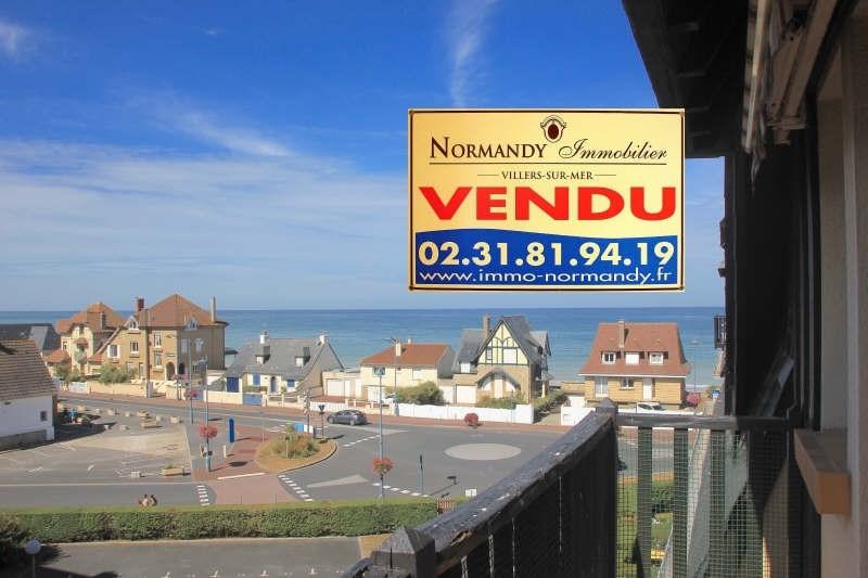 Sale apartment Villers sur mer 169000€ - Picture 1