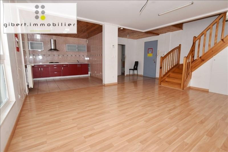 Vente appartement Le puy en velay 158500€ - Photo 1