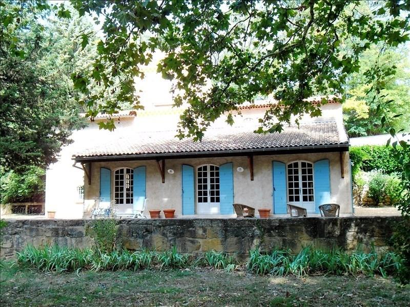 Verkoop  huis Jouques 525000€ - Foto 1