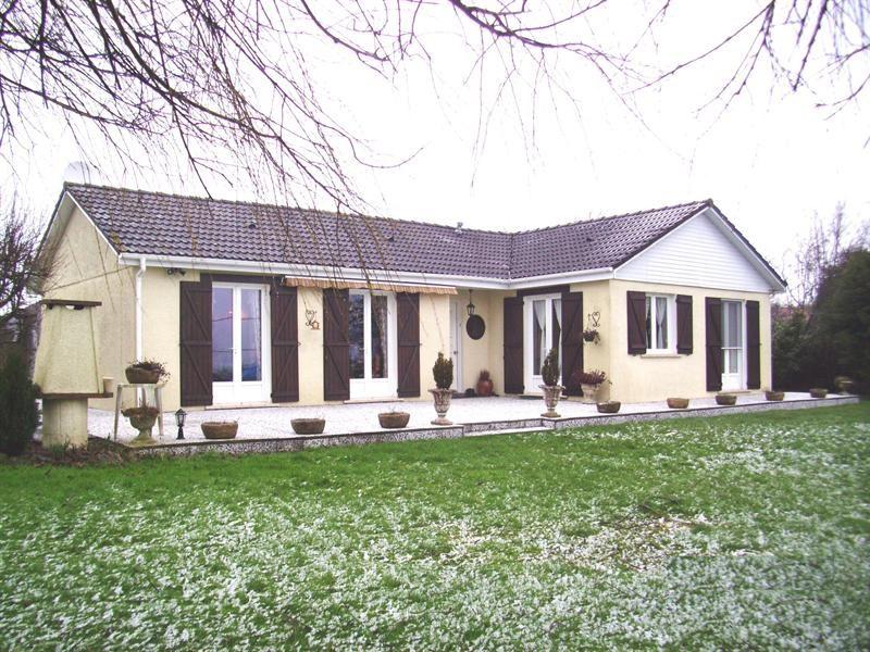 Sale house / villa Campagne de thérouanne 167250€ - Picture 2
