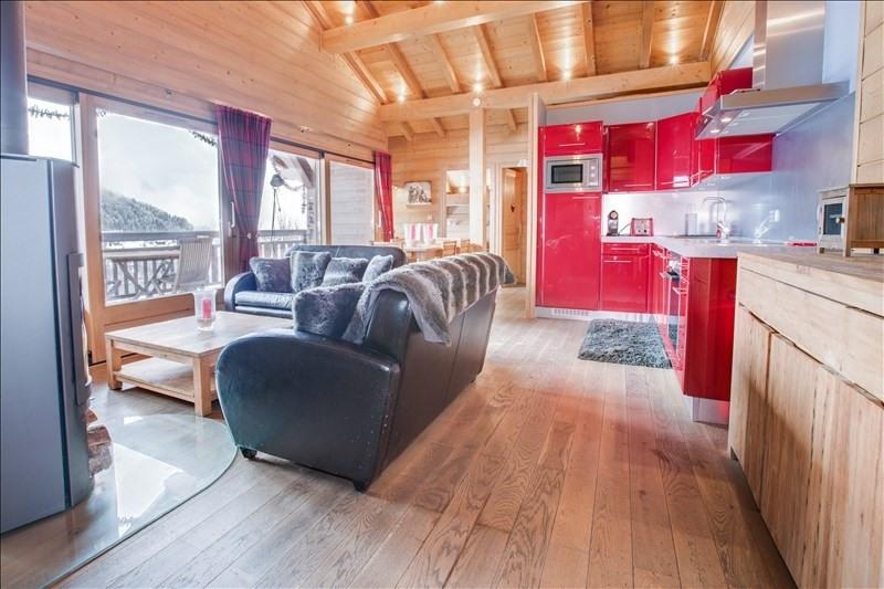 Verkoop van prestige  appartement Morzine 560000€ - Foto 1