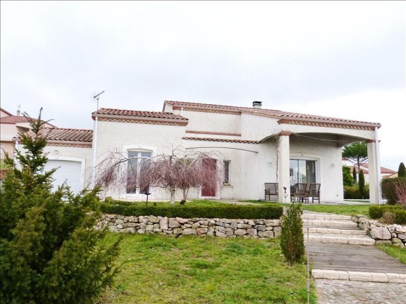 Vente maison / villa Puygouzon 382000€ - Photo 1
