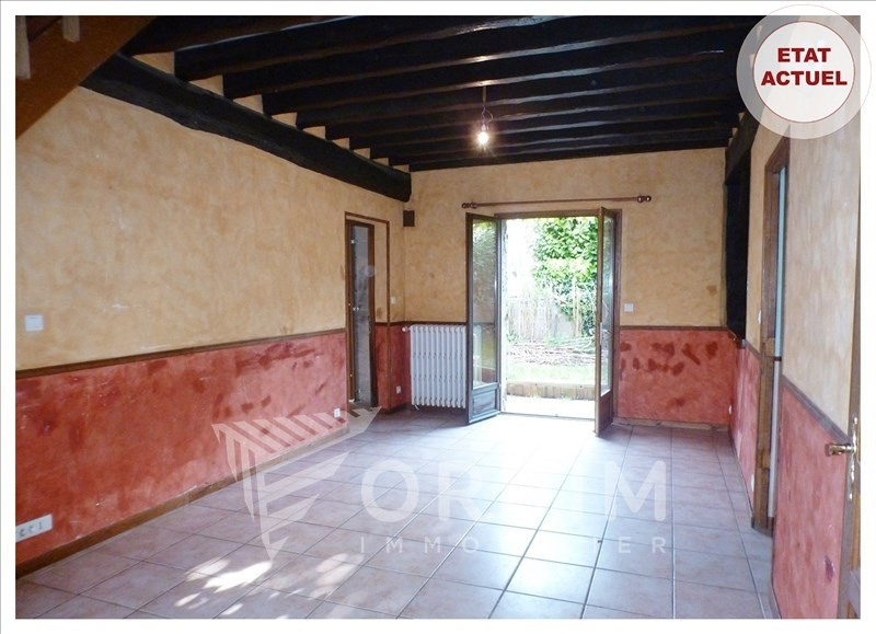 Vente maison / villa Appoigny 136000€ - Photo 2