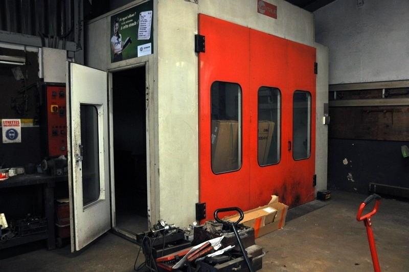 Fonds de commerce Auto-Moto-Service Haguenau 0