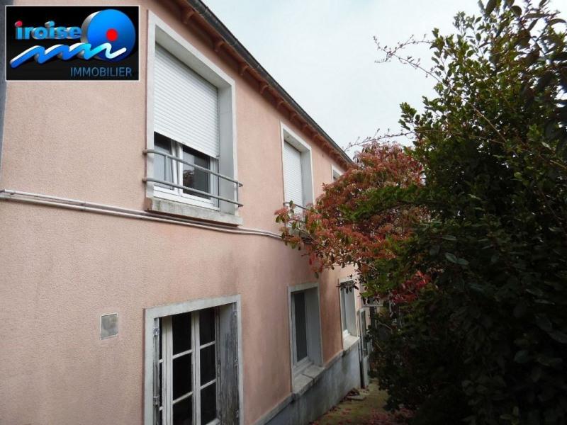 Sale house / villa Brest 195800€ - Picture 1