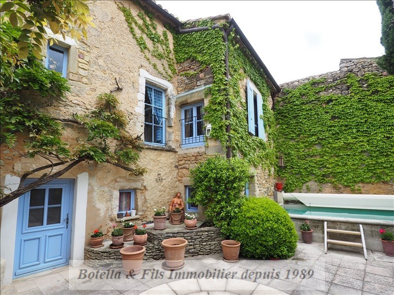 Vente de prestige maison / villa Uzes 595000€ - Photo 14