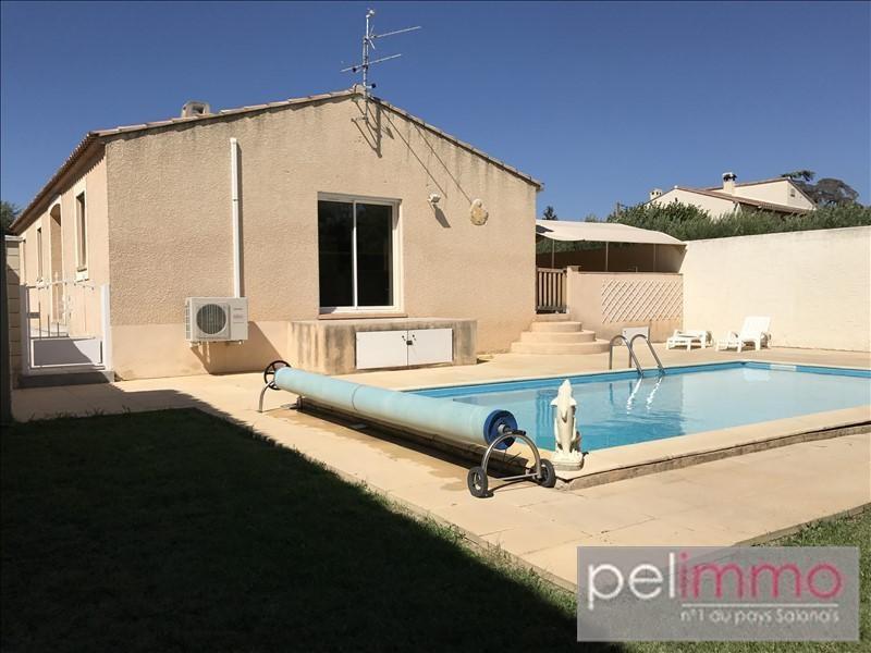 Sale house / villa Pelissanne 530000€ - Picture 1