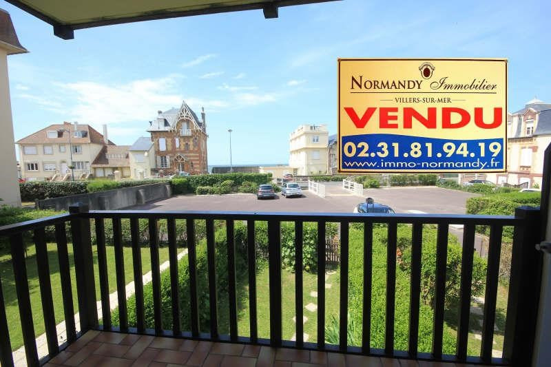 Sale apartment Villers sur mer 86600€ - Picture 1