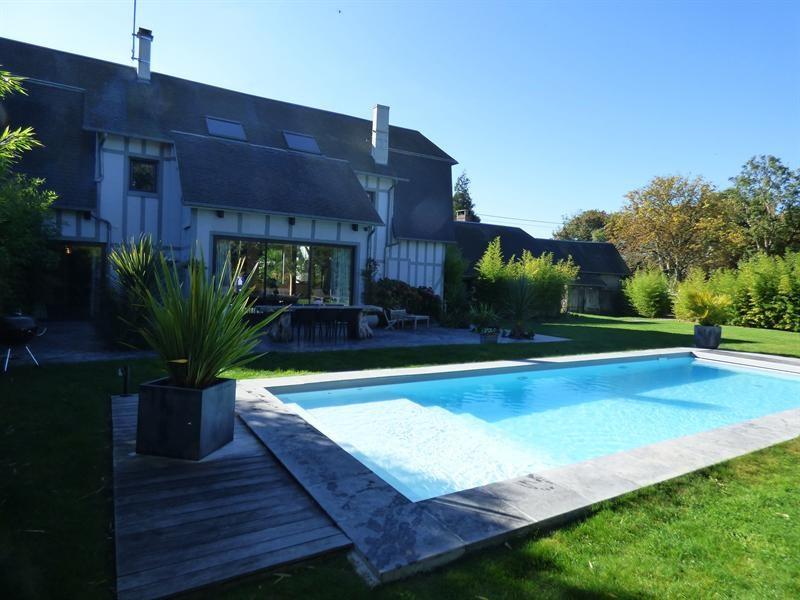 Revenda residencial de prestígio casa Villers sur mer 725000€ - Fotografia 7