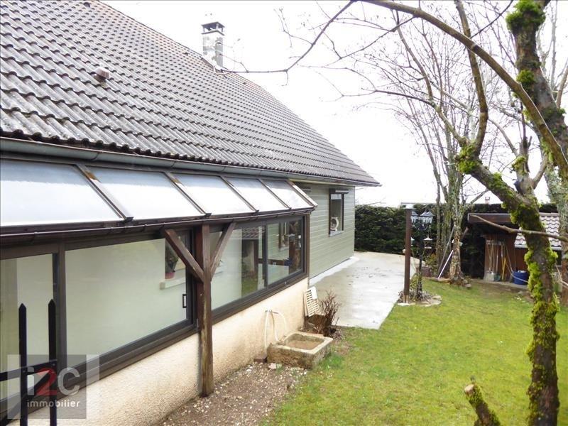 Vente maison / villa Crozet 565000€ - Photo 5