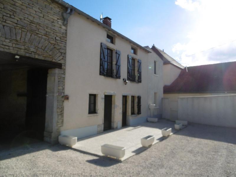 Maison de village Clémencey
