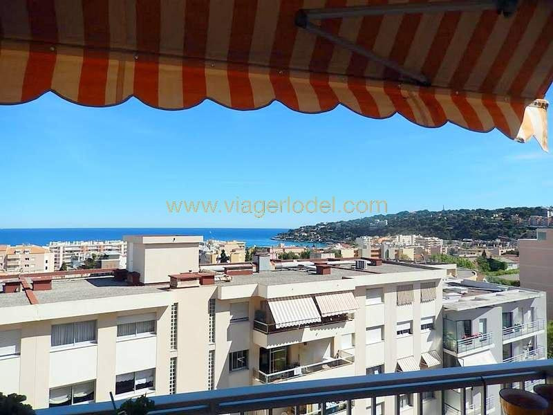 Viager appartement Roquebrune-cap-martin 130 000€ - Photo 1