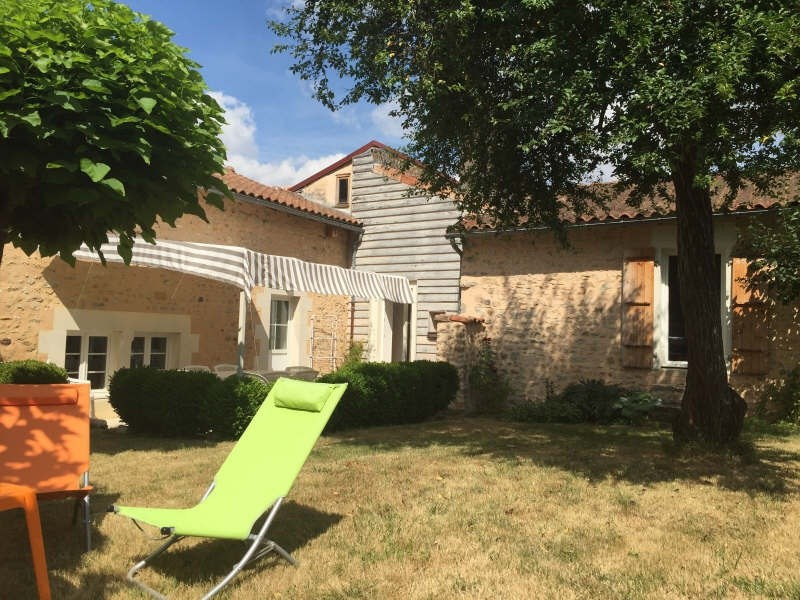 Vente maison / villa Liguge 259900€ - Photo 1
