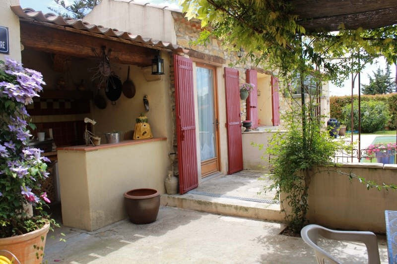 Vente maison / villa Sarrians 349 000€ - Photo 9