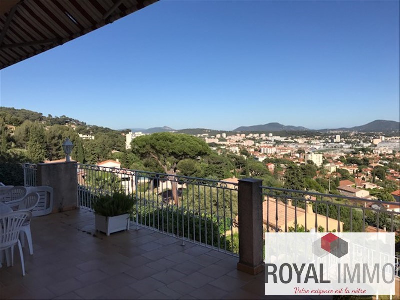 Deluxe sale house / villa Toulon 710 000€ - Picture 2