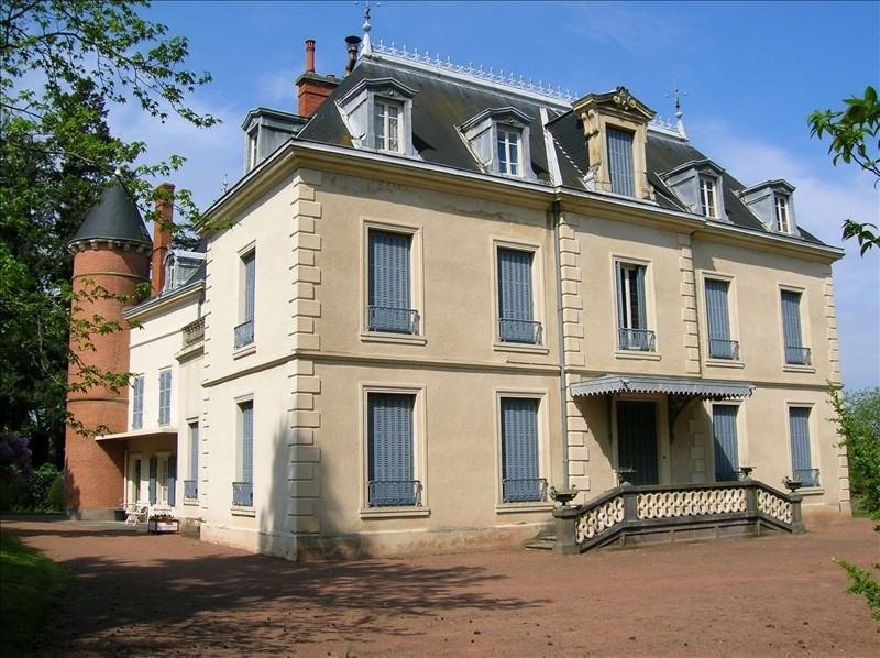 Venta de prestigio  castillo Roanne 913500€ - Fotografía 1