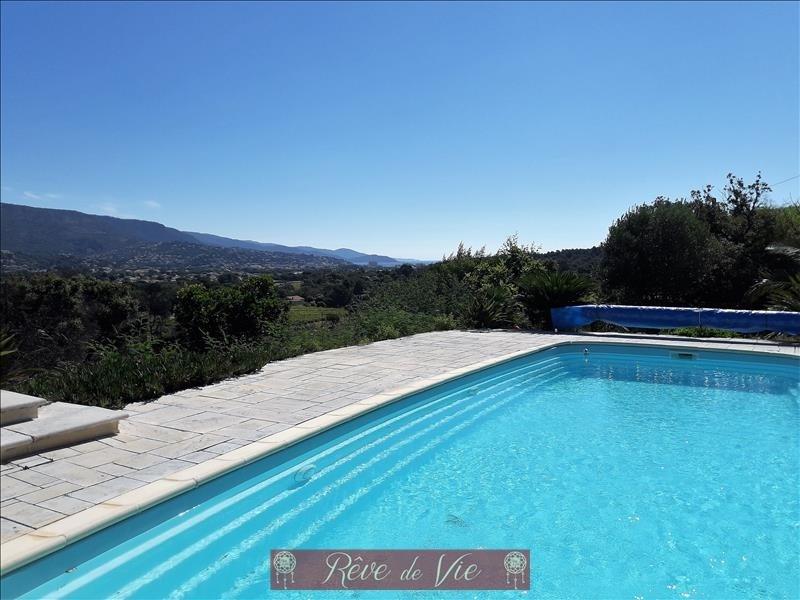 Vente maison / villa Bormes les mimosas 545000€ - Photo 1