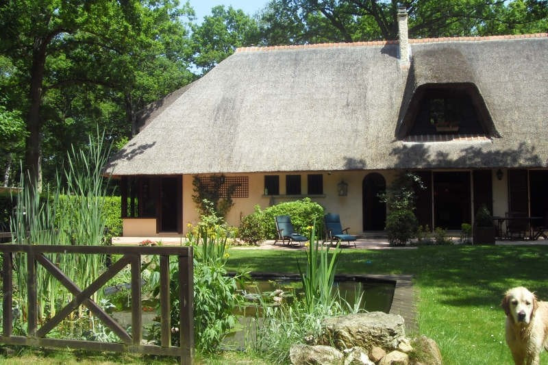 Deluxe sale house / villa Lamorlaye 990000€ - Picture 7