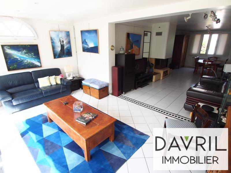 Sale house / villa Conflans ste honorine 520000€ - Picture 2