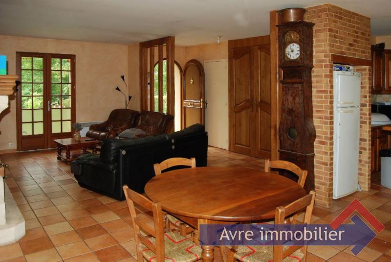 Sale house / villa Verneuil d avre et d iton 247000€ - Picture 6