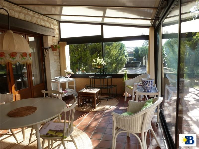 Vente maison / villa Naintre 346500€ - Photo 3