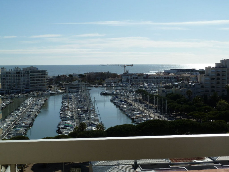 Sale apartment Carnon plage 209000€ - Picture 1