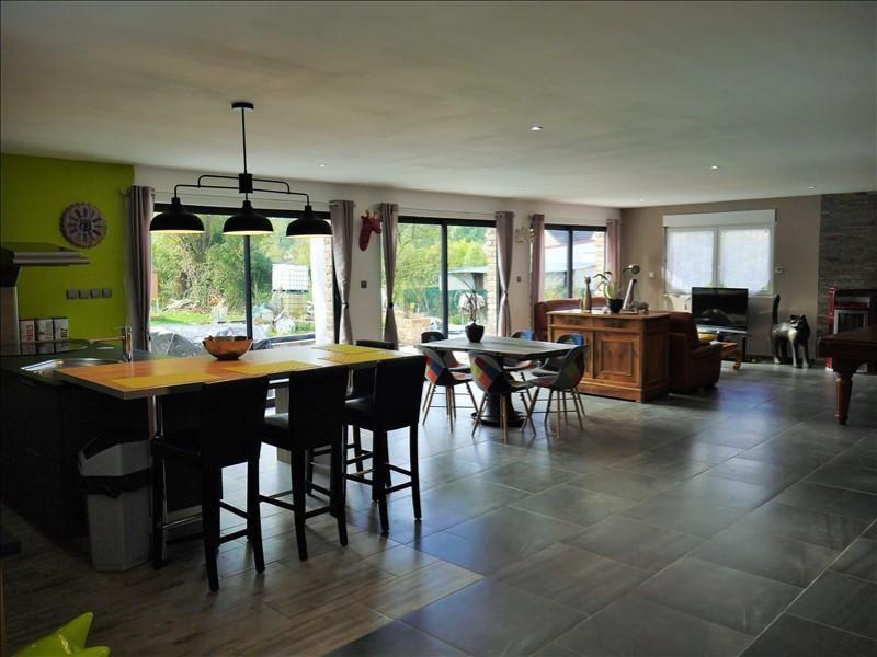 Vente maison / villa Robecq 254100€ - Photo 4
