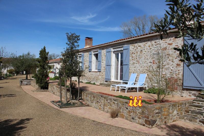 Vente de prestige maison / villa Chateau d olonne 698000€ - Photo 1