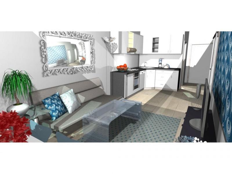 Vente appartement Nice 280000€ - Photo 10