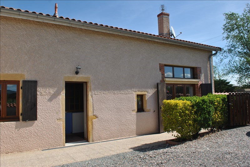 Sale house / villa Ouches 260000€ - Picture 2
