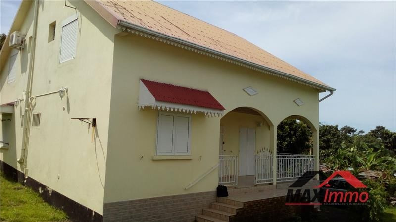Vente maison / villa Ste anne 292000€ - Photo 1