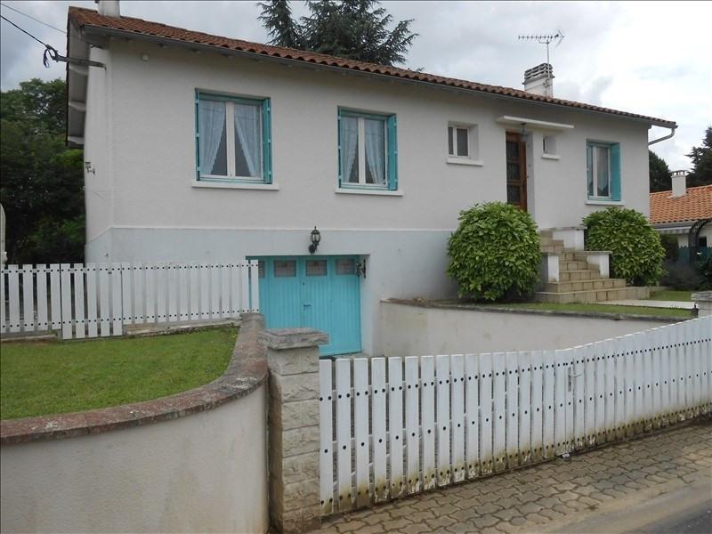 Vente maison / villa Echire 137800€ - Photo 1