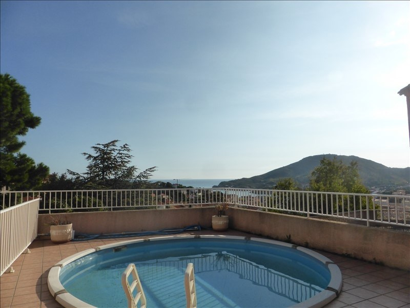 Sale house / villa Port vendres 476 000€ - Picture 1