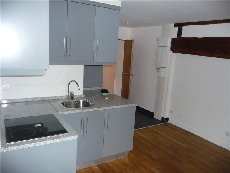 Rental apartment Fontainebleau 715€ CC - Picture 1