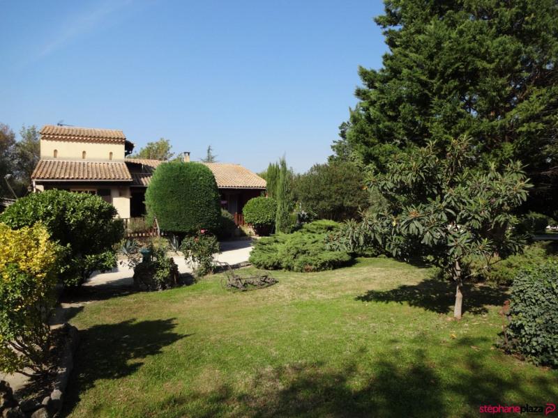 Vente maison / villa Entraigues sur la sorgue 370000€ - Photo 9